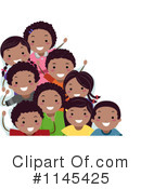 Family Clipart #1145425