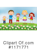 Family Clipart #1171771 by Graphics RF