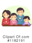 Family Clipart #1182191 by BNP Design Studio
