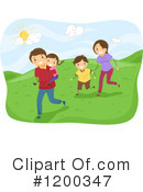 Family Clipart #1200347 by BNP Design Studio