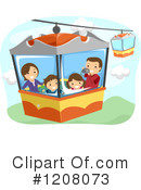 Royalty-Free (RF) Family Clipart Illustration #1208073