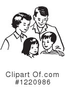 Family Clipart #1220986 by Picsburg