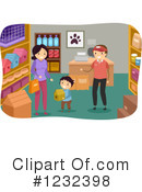 Family Clipart #1232398 by BNP Design Studio