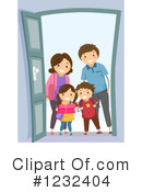 Family Clipart #1232404 by BNP Design Studio