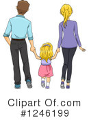 Family Clipart #1246199 by BNP Design Studio