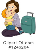 Family Clipart #1246204 by BNP Design Studio