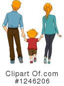 Family Clipart #1246206 by BNP Design Studio