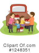 Family Clipart #1248351 by BNP Design Studio