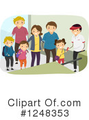 Family Clipart #1248353 by BNP Design Studio