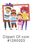 Family Clipart #1260023 by BNP Design Studio