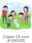Family Clipart #1260025 by BNP Design Studio