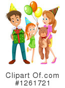Family Clipart #1261721 by Graphics RF