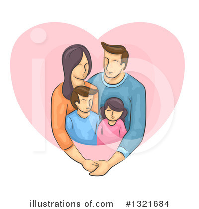 Mother Clipart #1321684 by BNP Design Studio