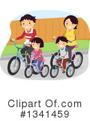 Family Clipart #1341459 by BNP Design Studio