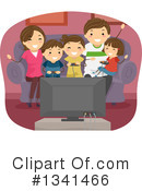 Family Clipart #1341466 by BNP Design Studio