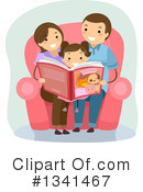 Family Clipart #1341467 by BNP Design Studio
