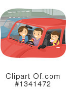 Family Clipart #1341472 by BNP Design Studio