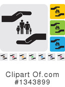 Family Clipart #1343899 by ColorMagic