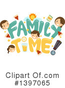 Family Clipart #1397065 by BNP Design Studio