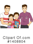 Family Clipart #1408804 by BNP Design Studio