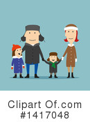 Family Clipart #1417048 by Vector Tradition SM