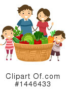 Family Clipart #1446433 by BNP Design Studio
