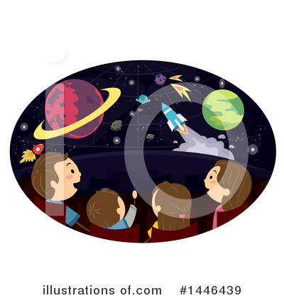 Astronomy Clipart #1446439 by BNP Design Studio