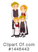 Family Clipart #1446443 by BNP Design Studio