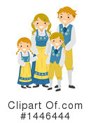 Family Clipart #1446444 by BNP Design Studio
