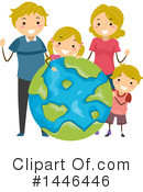 Family Clipart #1446446 by BNP Design Studio