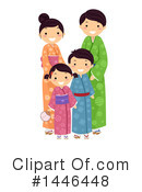 Family Clipart #1446448 by BNP Design Studio