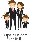 Family Clipart #1446451 by BNP Design Studio