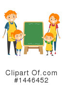 Family Clipart #1446452 by BNP Design Studio