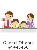 Family Clipart #1446456 by BNP Design Studio