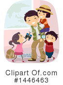 Family Clipart #1446463 by BNP Design Studio