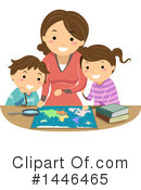 Family Clipart #1446465 by BNP Design Studio