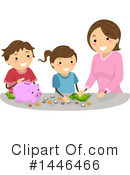 Family Clipart #1446466 by BNP Design Studio