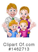Family Clipart #1462713 by AtStockIllustration