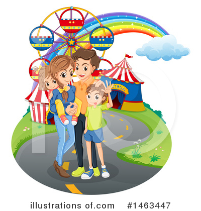 Carnival Clipart #1463447 by Graphics RF