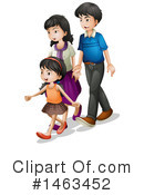 Family Clipart #1463452 by Graphics RF