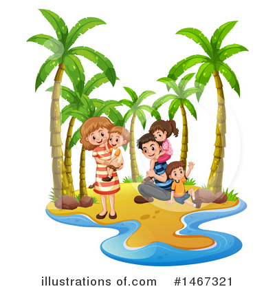 Vacation Clipart #1467321 by Graphics RF