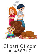 Family Clipart #1468717 by Graphics RF