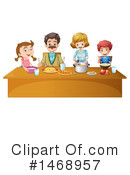 Family Clipart #1468957 by Graphics RF