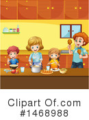 Family Clipart #1468988 by Graphics RF
