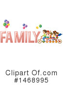Family Clipart #1468995 by Graphics RF
