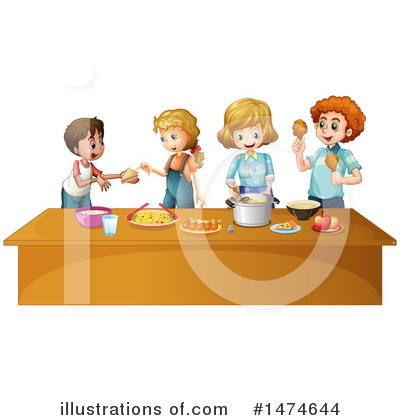 Cooking Clipart #1474644 by Graphics RF