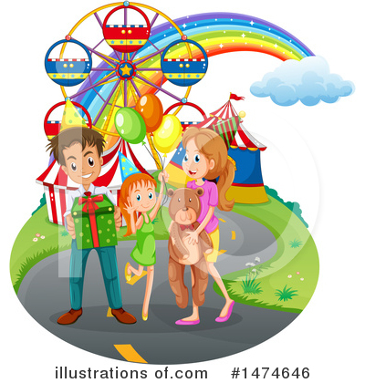 Carnival Clipart #1474646 by Graphics RF