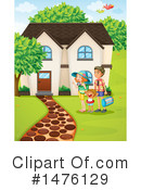 Family Clipart #1476129 by Graphics RF