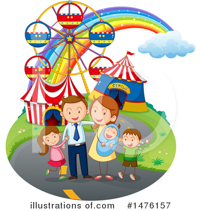 Carnival Clipart #1476157 by Graphics RF