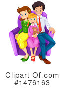 Family Clipart #1476163 by Graphics RF